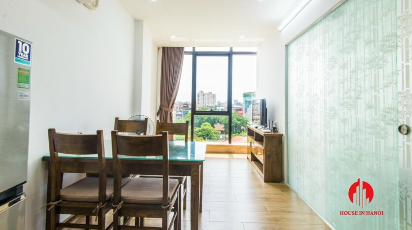light apartment for rent in Cau Giay 7