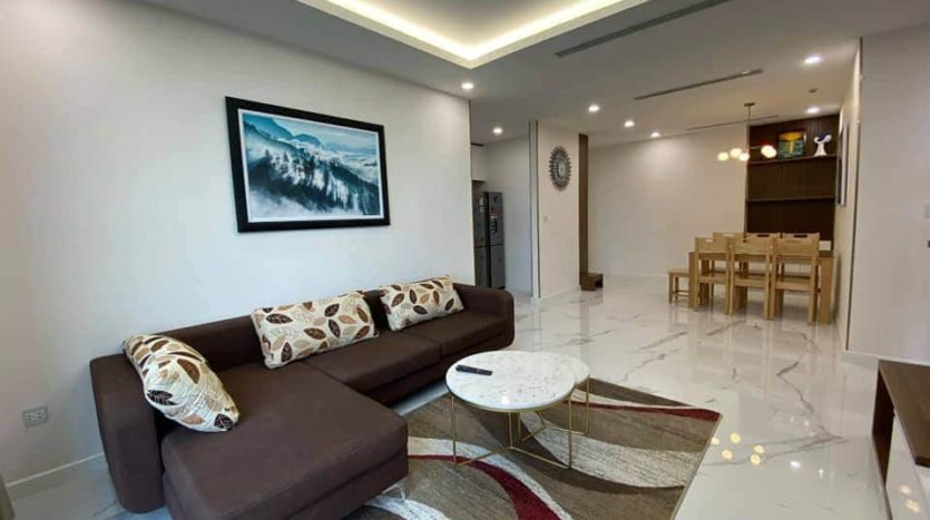 lovely apartment for rent in S2 tower sunshine city 10