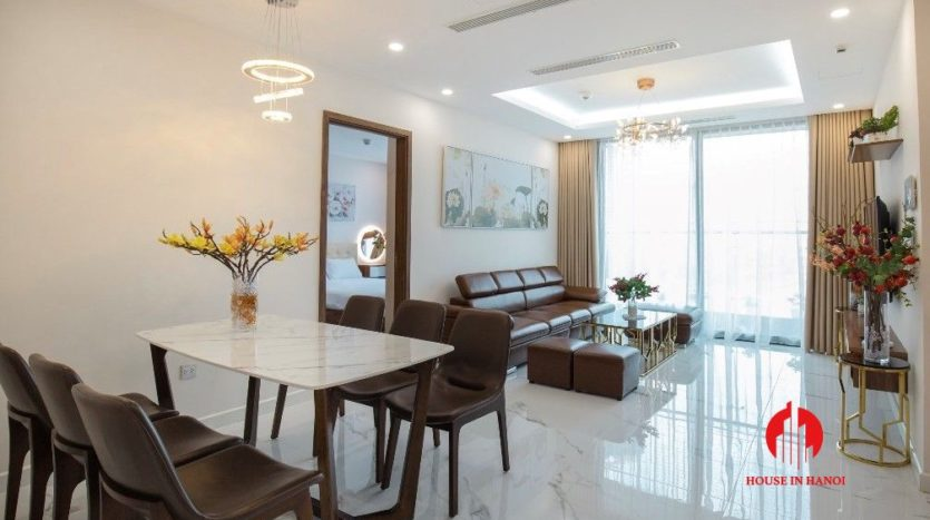 modish apartment for rent in Sunshine City 12