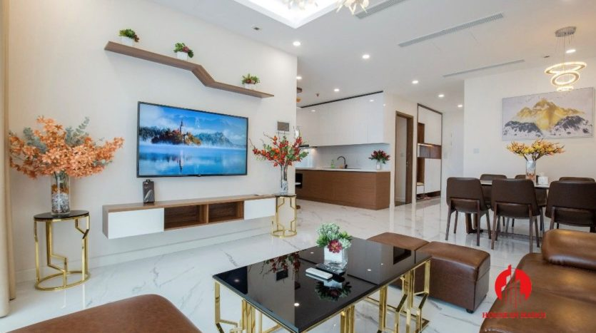 modish apartment for rent in Sunshine City 17