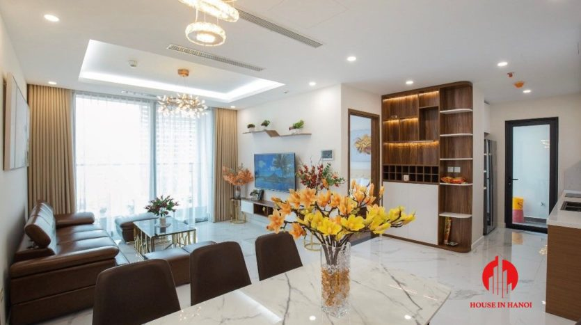 modish apartment for rent in Sunshine City 26