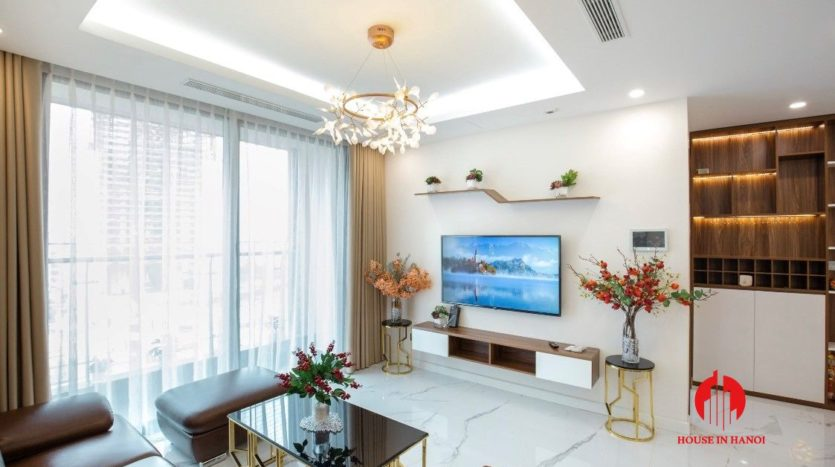 modish apartment for rent in Sunshine City 3