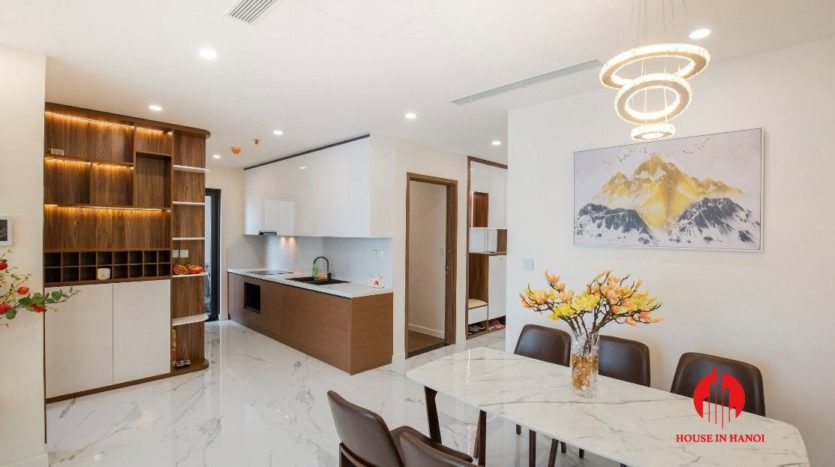 modish apartment for rent in Sunshine City 30