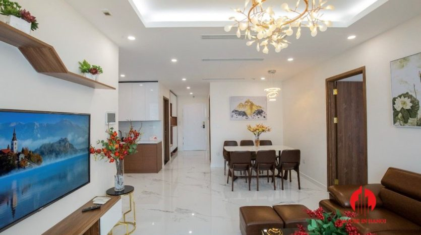 modish apartment for rent in Sunshine City 5