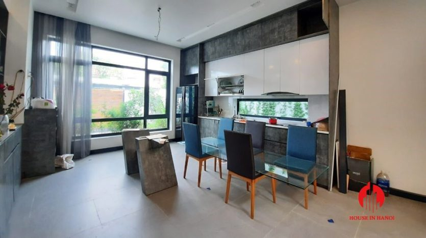 modish house for rent in Tay Ho 3