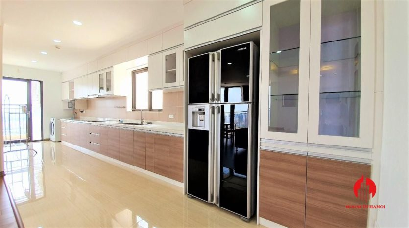 park view apartment for rent in ngoai giao doan 1