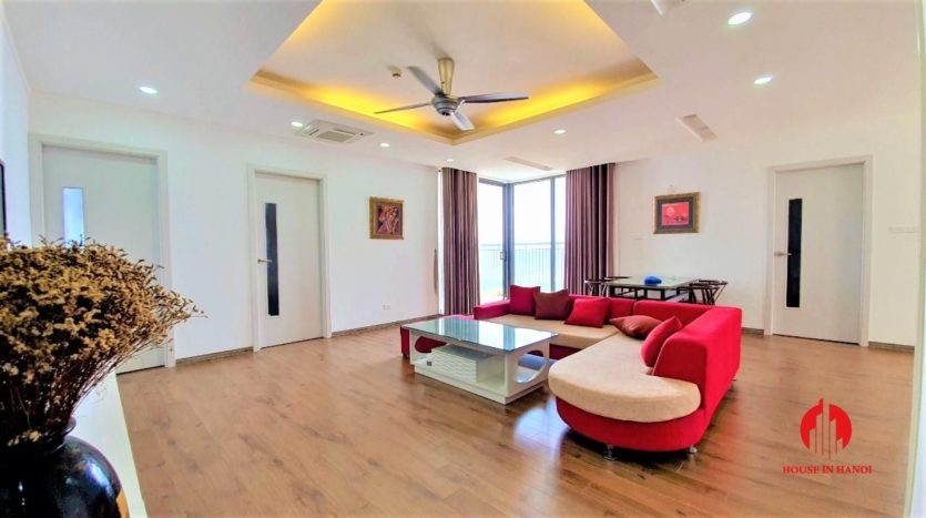 park view apartment for rent in ngoai giao doan 12