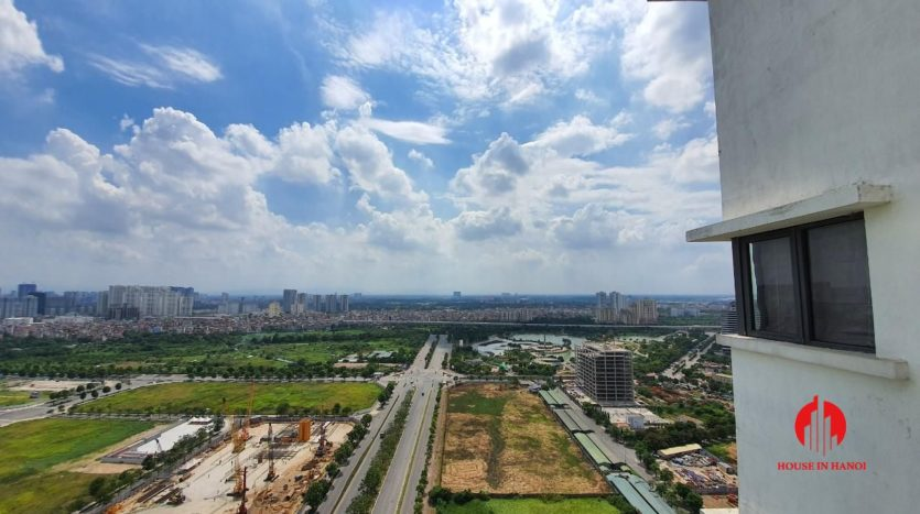 park view apartment for rent in ngoai giao doan 13