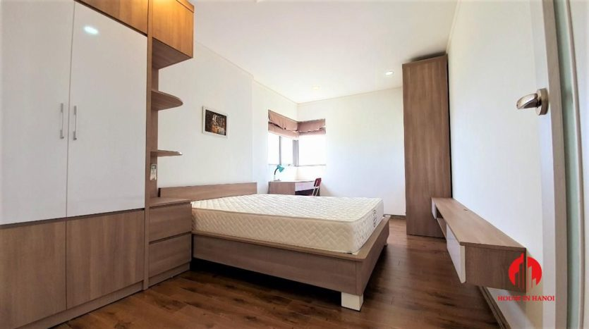 park view apartment for rent in ngoai giao doan 14