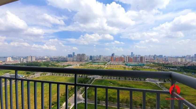 park view apartment for rent in ngoai giao doan 5