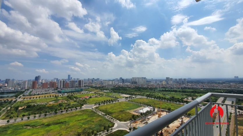 park view apartment for rent in ngoai giao doan 6