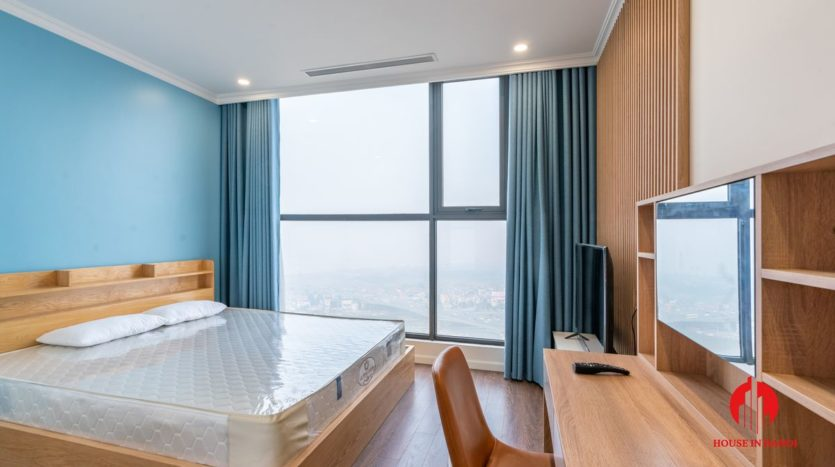 river view apartment for rent in ciputra hanoi 13