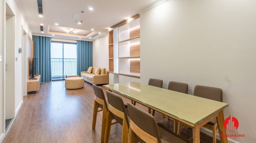river view apartment for rent in ciputra hanoi 7