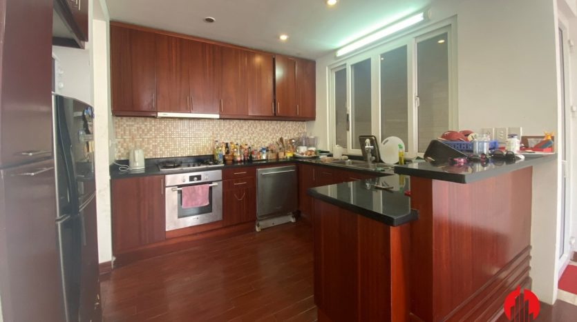 terrace house for rent in tay ho 3