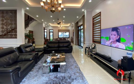 villa for rent in tay ho tay near ba dinh 3