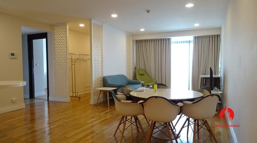 2 bedroom apartment in hoang thanh tower 1