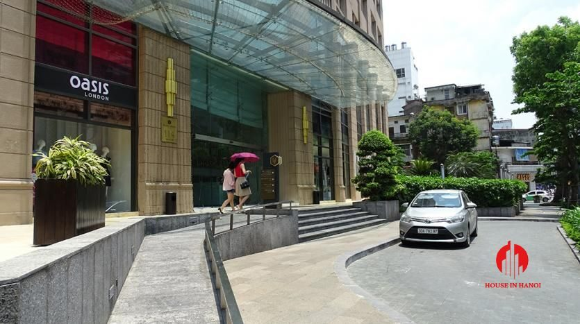 2 bedroom apartment in hoang thanh tower 17