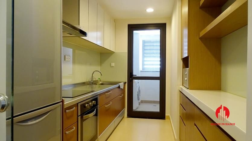 2 bedroom apartment in hoang thanh tower 6