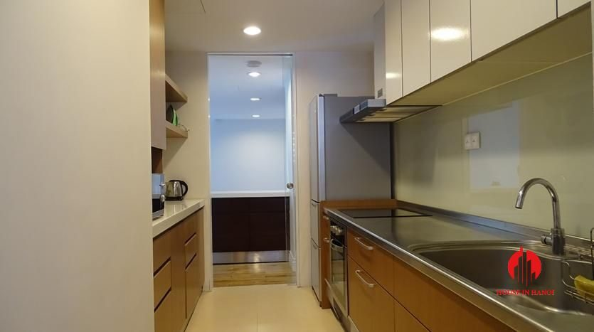 2 bedroom apartment in hoang thanh tower 7