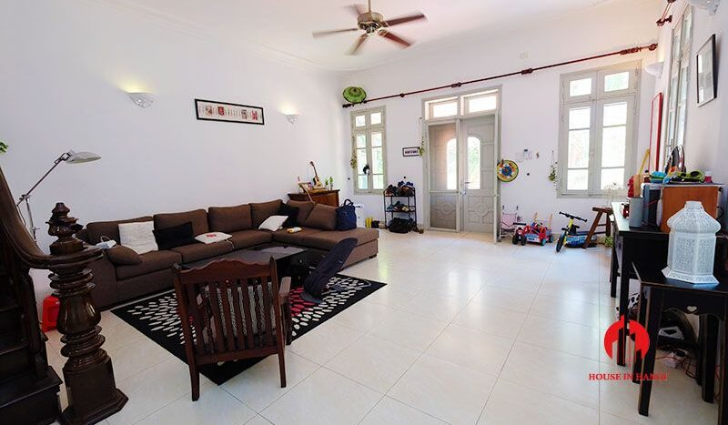 Comfortable house for rent on To Ngoc Van 10