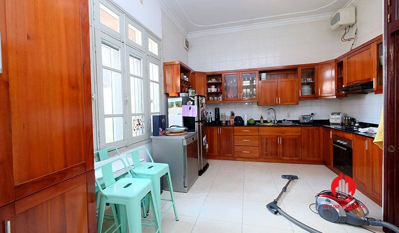 Comfortable house for rent on To Ngoc Van 14