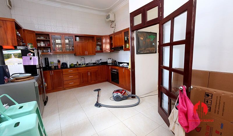 Comfortable house for rent on To Ngoc Van 15
