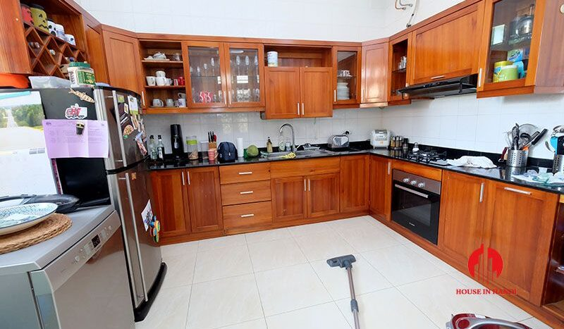 Comfortable house for rent on To Ngoc Van 16