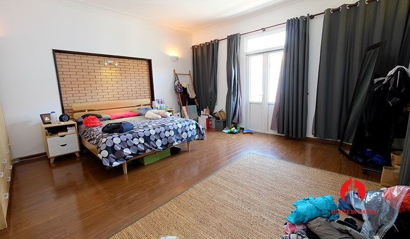 Comfortable house for rent on To Ngoc Van 2