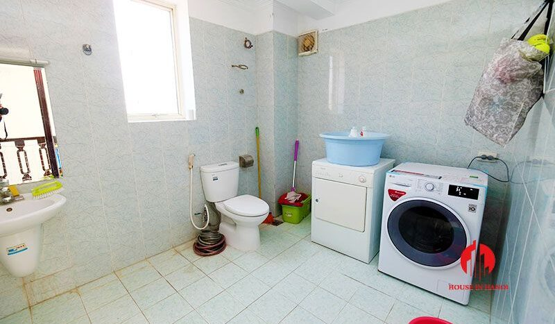 Comfortable house for rent on To Ngoc Van 4