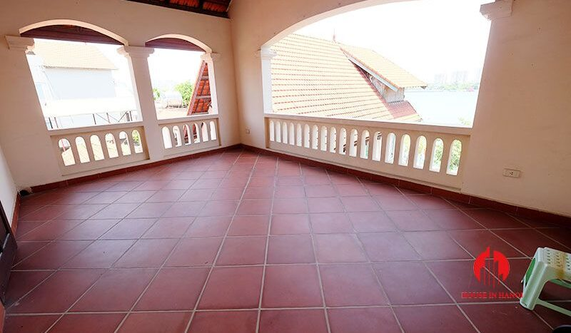 Comfortable house for rent on To Ngoc Van 5