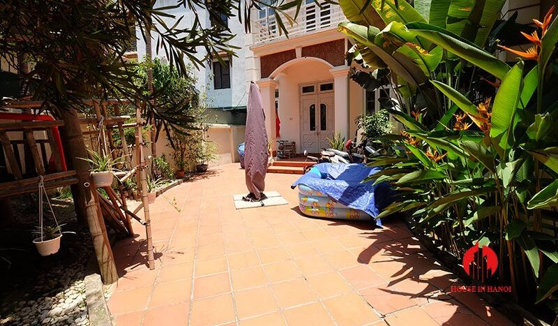 Comfortable house for rent on To Ngoc Van 7