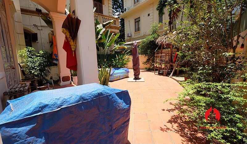 Comfortable house for rent on To Ngoc Van 8