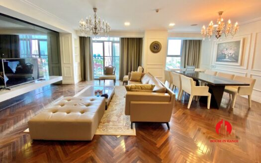 apartment for rent in hoang thanh tower 1