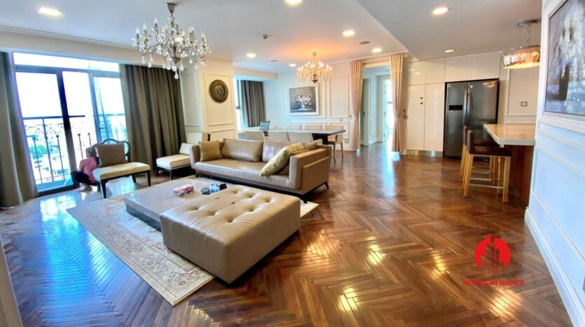 apartment for rent in hoang thanh tower 13