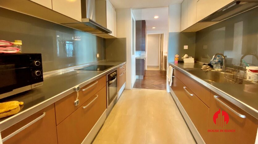 apartment for rent in hoang thanh tower 2