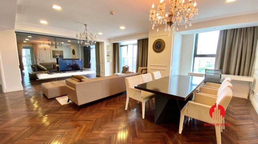 apartment for rent in hoang thanh tower 5