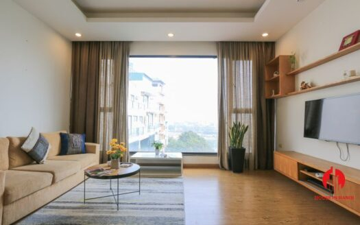 apartment for rent on pham huy thong 1
