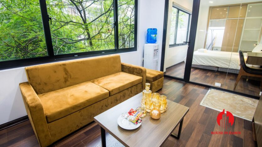 delightful 1 bedroom apartment in ba dinh 1