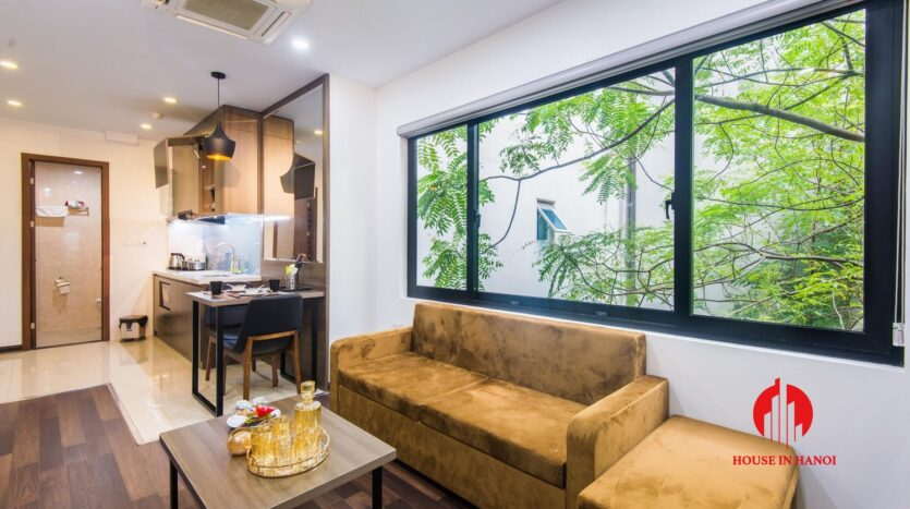 delightful 1 bedroom apartment in ba dinh 3
