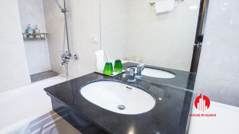 delightful 1 bedroom apartment in ba dinh 8