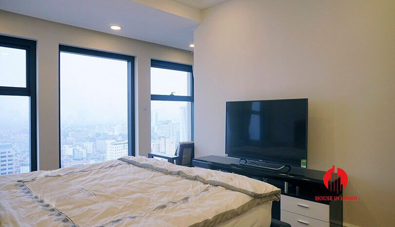 duplex apartment for rent in hoang thanh tower 10