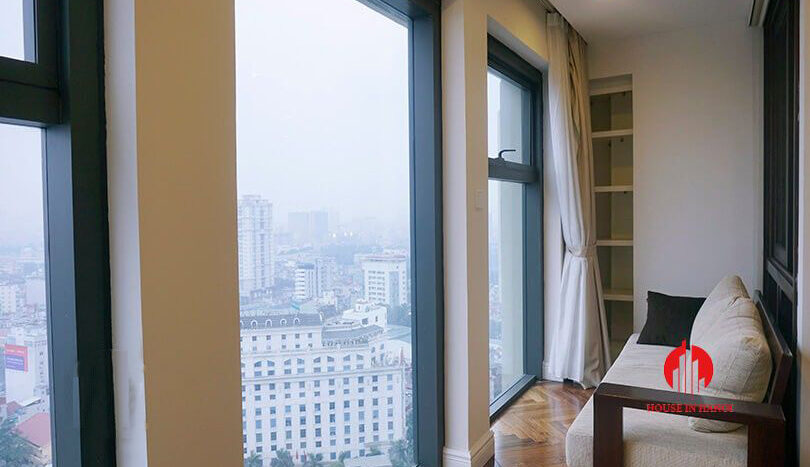 duplex apartment for rent in hoang thanh tower 11