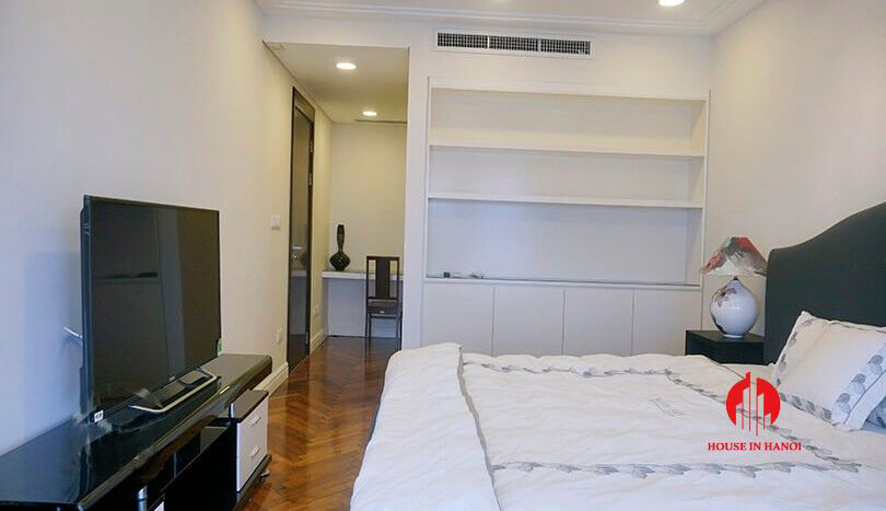 duplex apartment for rent in hoang thanh tower 12
