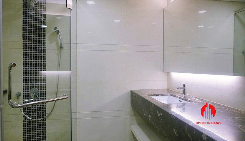 duplex apartment for rent in hoang thanh tower 13