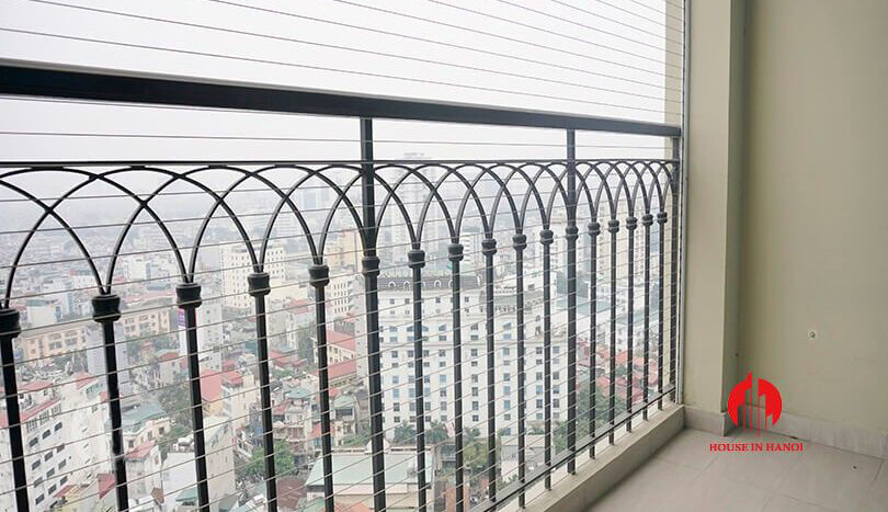 duplex apartment for rent in hoang thanh tower 2