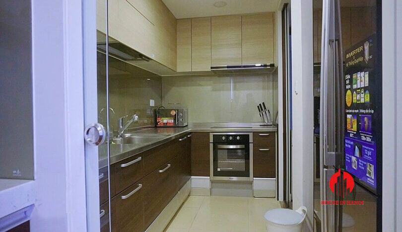 duplex apartment for rent in hoang thanh tower 5