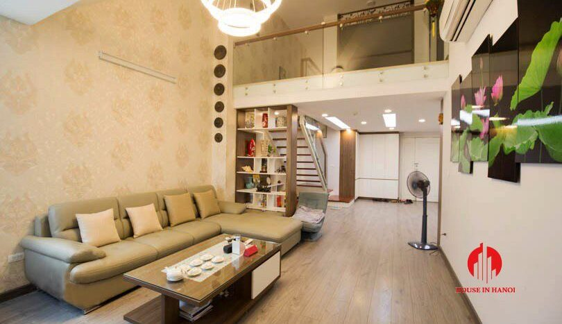 duplex penthouse for rent in ciputra 4