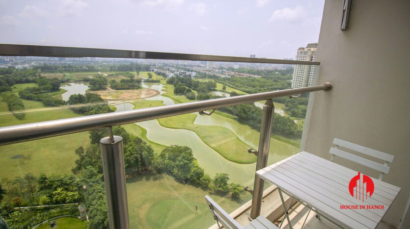 golf view 2 bedroom apartment in ciputra 1