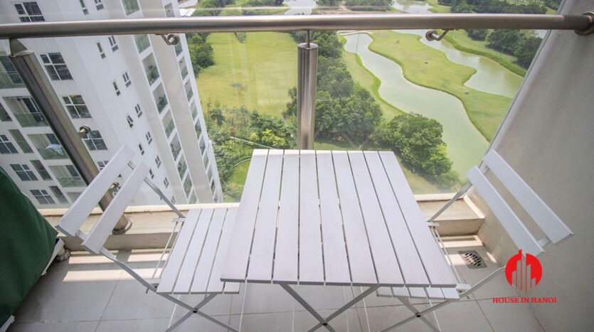 golf view 2 bedroom apartment in ciputra 17