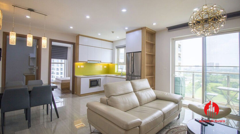 golf view 2 bedroom apartment in ciputra 2